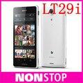 Sony Xperia LT29i abierto original Sony Xperia TX Mobile 13MP teléfono Android 4.0 Smartphone con el envío gratis