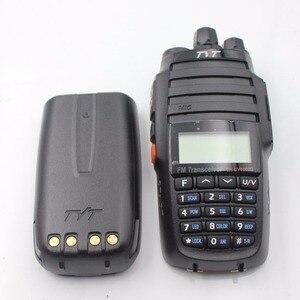 Image 5 - TYT TH UV8000D ثنائي النطاق الأشعة فوق البنفسجية 136 174 و 400 520MHz جهاز الإرسال والاستقبال المحمولة مع بطارية 3600MAH 10 واط اتجاهين الراديو