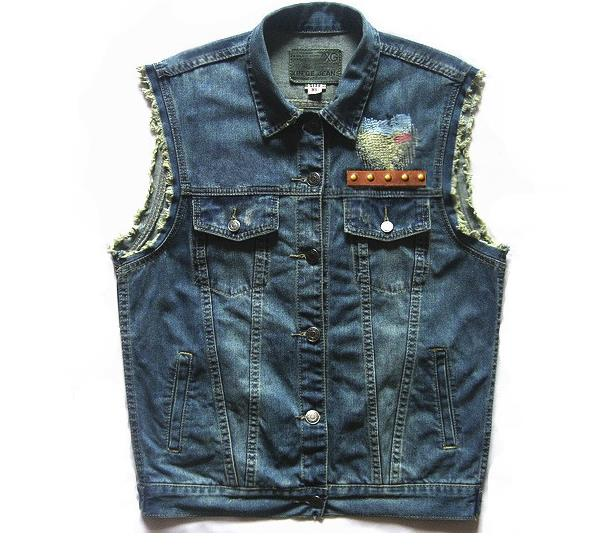 Classic-Motorcycle-Denim-Vest-Men-s-Distressed-Ripped-Rivet-Biker-Sleeveless-Jacket-With-Embroidered-Eagle-Patches