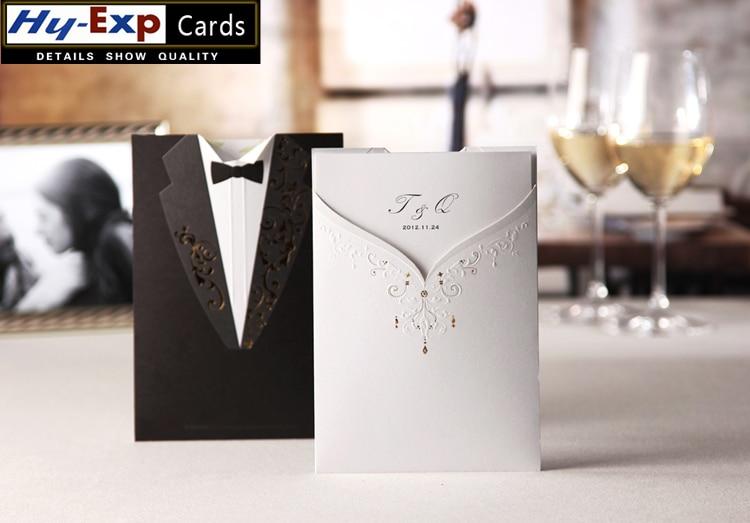 Black White Theme Party Invitations PromotionShop for Promotional – Black and White Theme Party Invitations