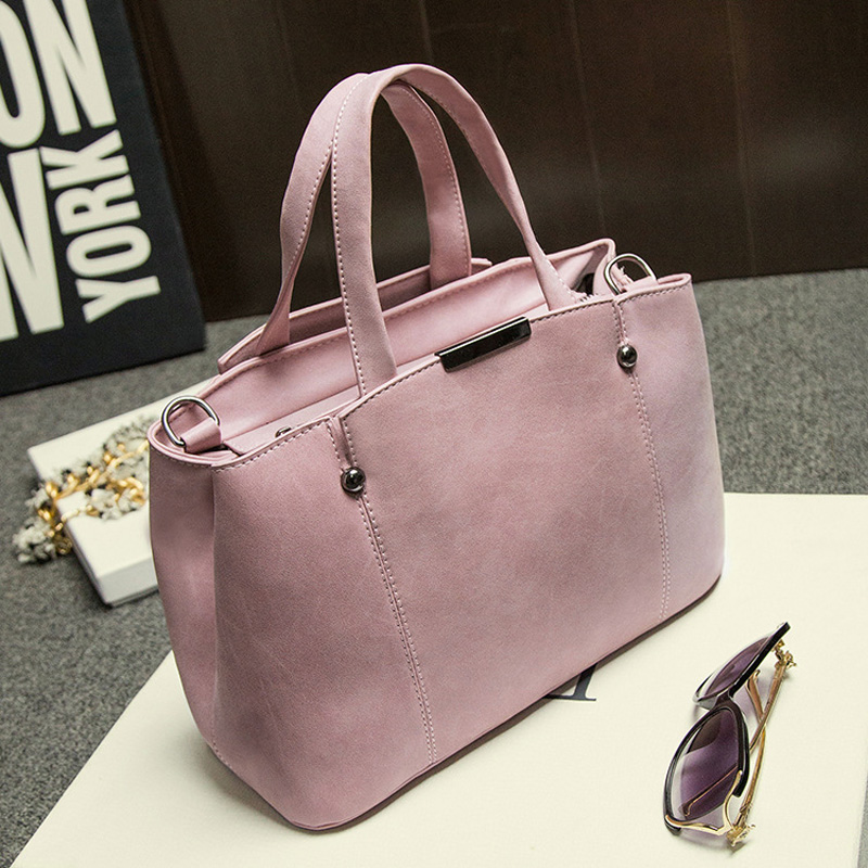 womens bags top handles c 1 6 rivet pink womens bags designer nubuck leather 90173