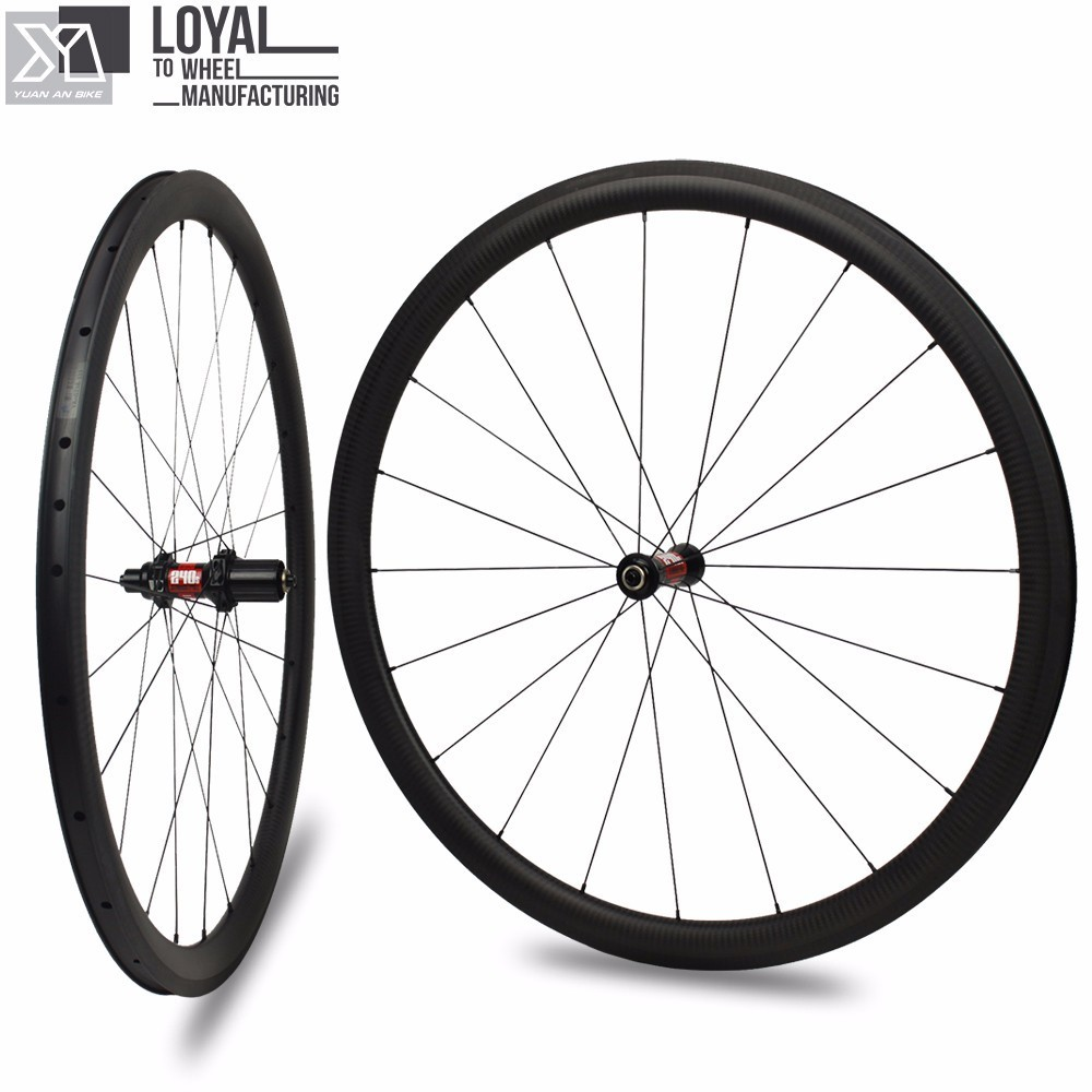 DT hub road carbon wheelset Clincher 350s  28 inch toray carbon wheels  bicycle road wheelset quantum s top road hub ql z52f rear hub ql z91r