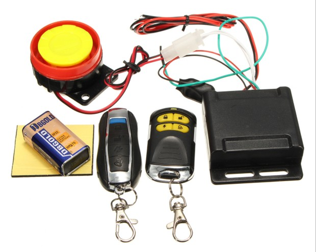 Motorcycle Alarm 12V Motorcycle Alarm Vibration Burglar Alarm 9F19030617 Protect Your Car Away From Theft