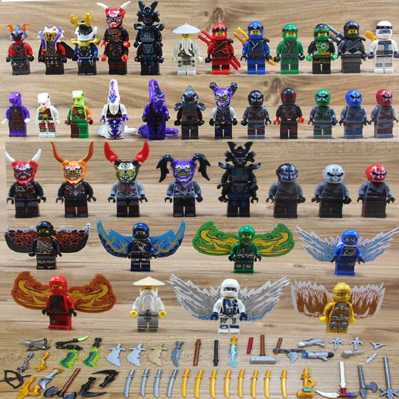 top 8 most popular kai minifigure list and get free shipping - bindl8d2