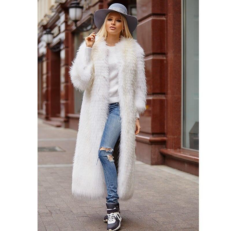 Couleur Dames Chien Épais Réel Pour Chaud Chaude Manteau Raton Survêtement Blanc Toute Vente Femmes Fourrure Laveur White Luxe De WqHcf87p8