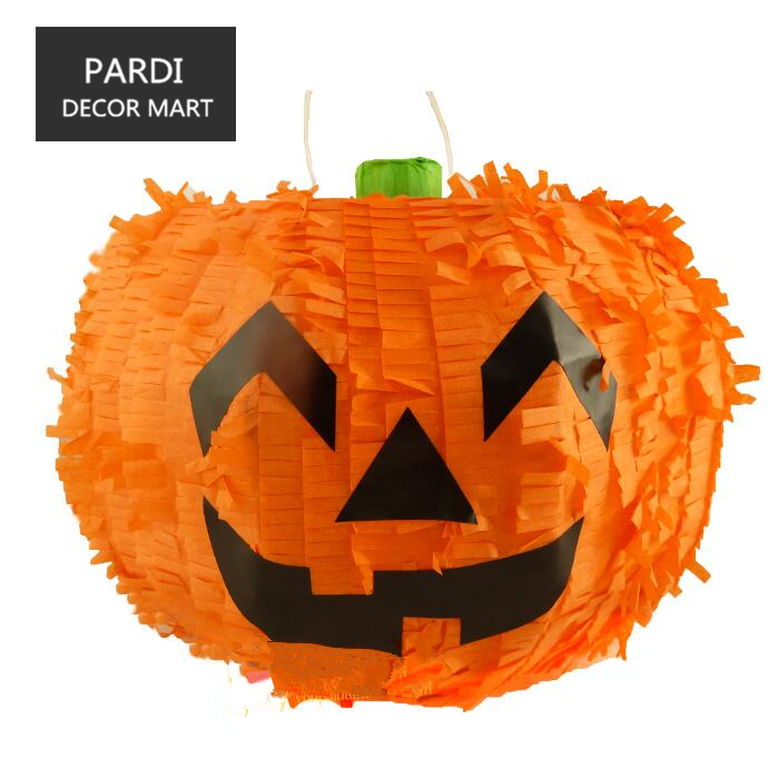 halloween decoration the pumpkin pinata kids birthday party beating props beating games party supplieschina