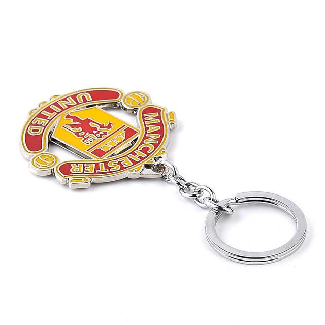 Manchester City Club Team Football Key Chain