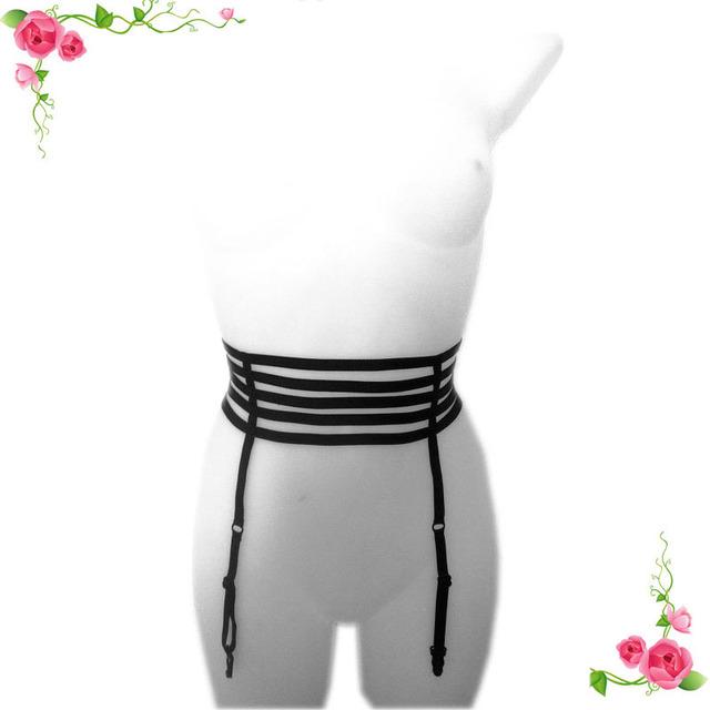 Body Bondage Belt Sexy Stockings Suspender Belt