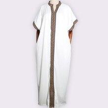 שמלות אפריקאיות נשים מסורתי אפריקאי ארוך שמלת Bazin אפריקה בגדי רקמת דאשיקי שמלה עבור גברת