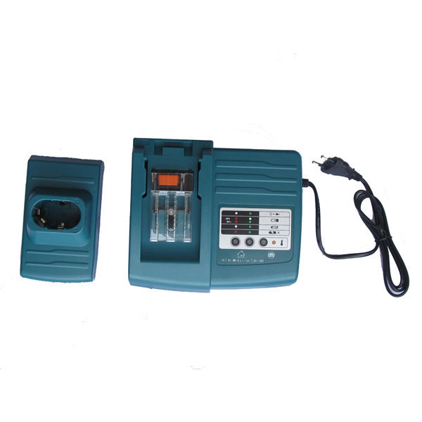 OEM Charger For Makita BL1830 7.2V 9.6V 12V 14.4V NiCD NiMH Li-ion Batteries makita 18в 2 5ач nimh 1834 193102 0