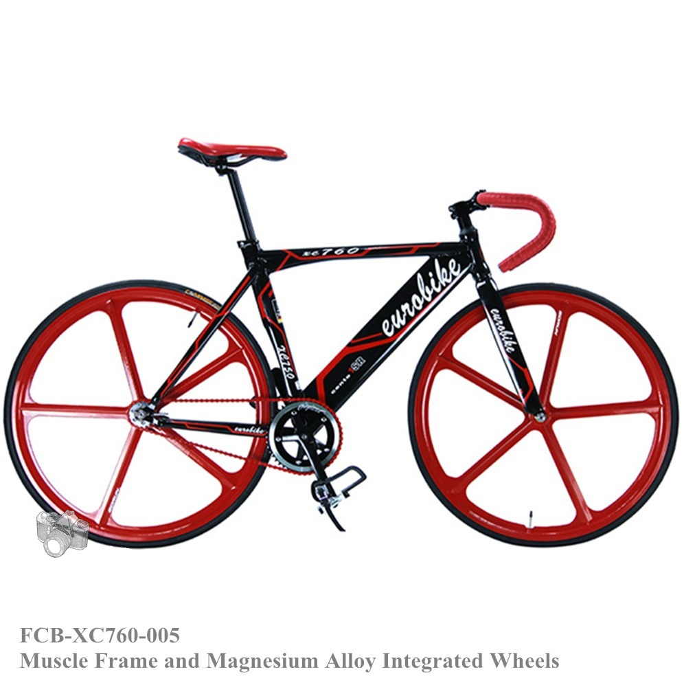 Fixed Gear Bike , adopt Strength Muscle Frame and Magnesium Alloy ...