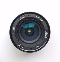 HOT SALE F1.2 4mm/6mm/8mm 2 megapixels HD cctv camera lens For CCD CMOS Network/SDI camera wide angel