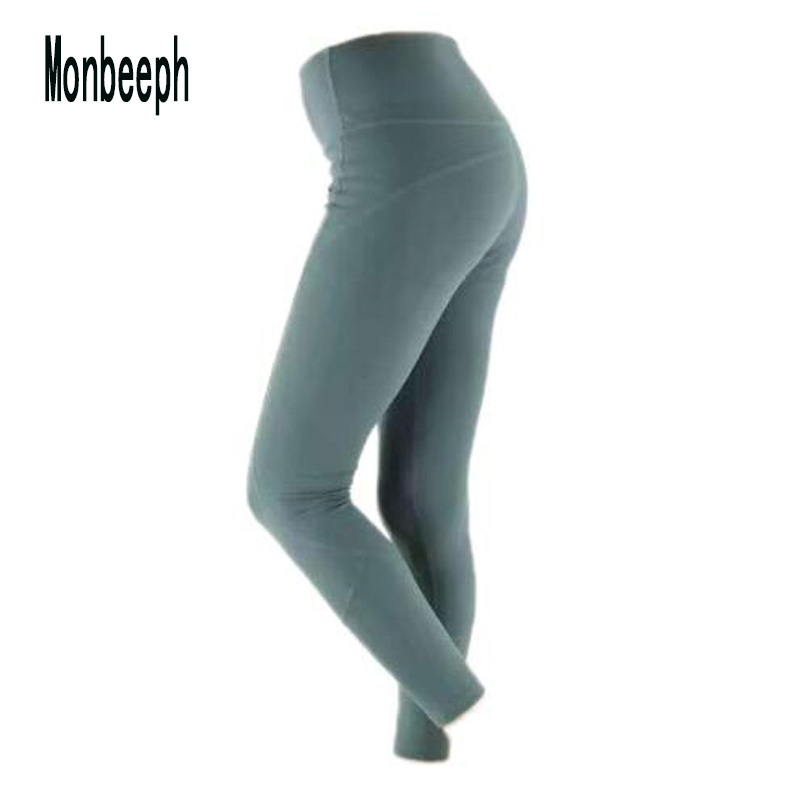 Women Pants 7/8 Pencil Pants Slim Casual Female Stretch Trousers Skinny Solid Spliced Pants
