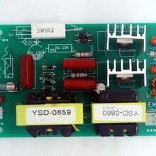 100 Вт 28 кГц ультразвуковая Чистящая плата драйвера питания 220В переменного тока