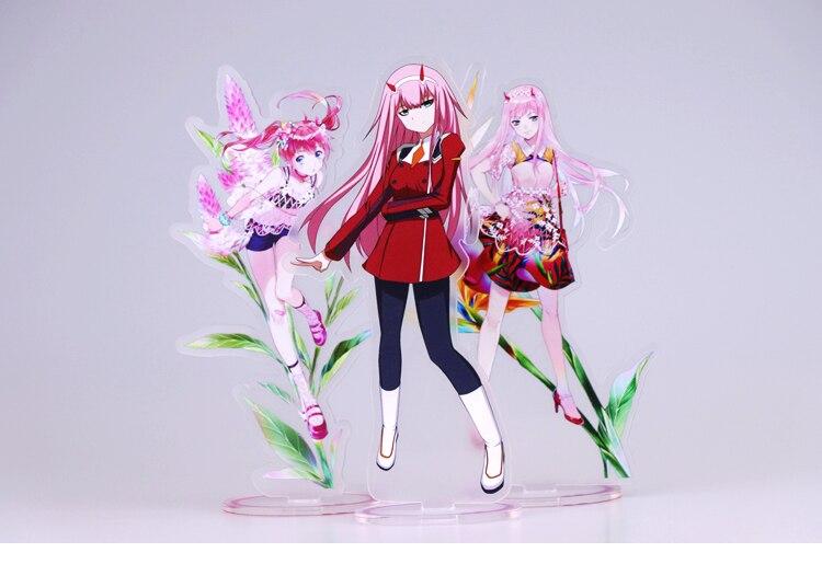 In solitude Kasugano Sora Anime Stand Acrylic Figure Charm Desk Decor New Year