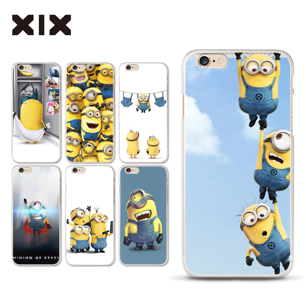official photos 29fb7 9d1c8 US $1.98 |For fundas iPhone 5S case 4 4S 5 5S 5C 6 6S Plus Yellow Boys hard  PC cover 2016 new arrivals for coque iPhone 6S case-in Half-wrapped Case ...