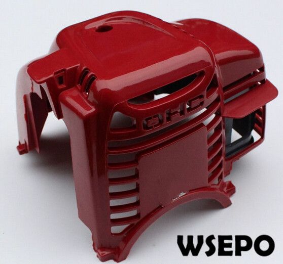 Chongqing Quality! Engine Cover/Helmet fits for GX35/140F 35cc~40cc 4 Stroke Small Gasoline engine