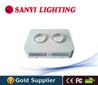100 W LEVOU Crescer luz chip de cob bridgelux espectro 380-840nm 100 W cresce a luz led para o crescimento interior e bloom