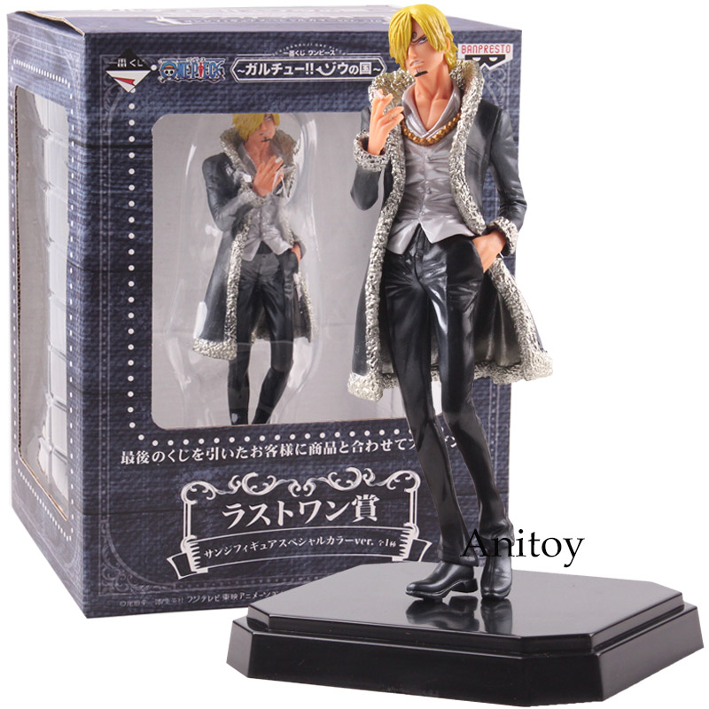 Anime One Piece Ichiban Kuji Vinsmoke Sanji Action Figure PVC Onepiece Figure Collectible Model Toy onepiece nami ropa ciclismo 68 onepiece