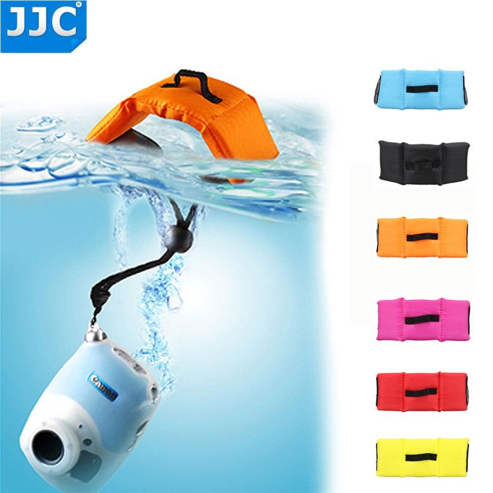 Jjc St-6 flotantes en negro de espuma correa para Olympus Nikon Panasonic Para Cámara impermeable