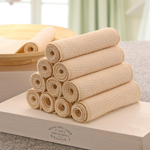 10Pcs Lot Natural font b Organic b font Cotton Baby Modern Cloth Diapers font b inserts