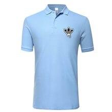 ca503f6c34 2018 hombres Polo para hombres Desiger Polos hombres ropa de algodón camisa  de manga corta Jerseys