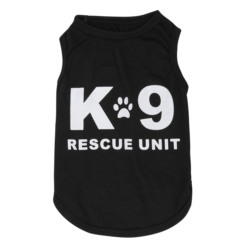 Dog T Shirt New Pet Spring And Summer Breathable Thin Section Print Vest Dog Cat Clothing Small Dog T Shirts футболка для собак