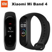 Xiaomi Mi Band 4 NFC Smart Band 0.95 inch AMOLED 120X240 Full Color Screen Bluetooth 5.0 Wristband 50m Waterproof Smart Bracelet