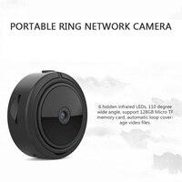 A11 Wifi IP Portable Mini Camera Full HD 1080P Secret Camera IR Night Vision Micro Camera Motion Detection Camera
