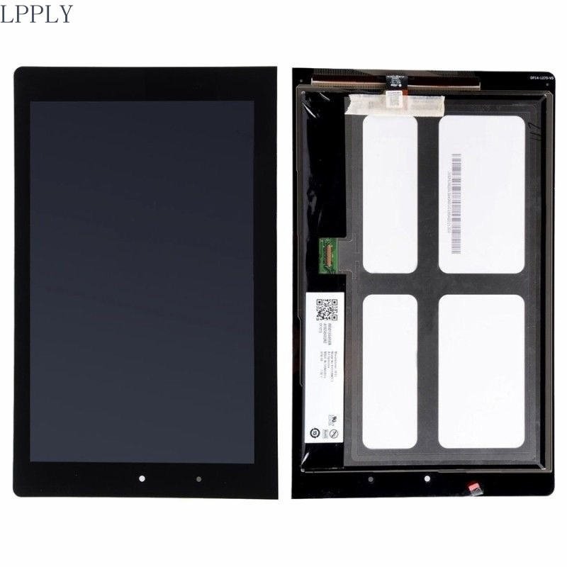 LPPLY LCD assembly For Lenovo Yoga 10 B8080 B8080-F B8080-H LCD Display Touch Screen Digitizer Glass FREE SHIPPING new 10 1 inch case for lenovo yoga 10 b8080 b8080 f b8080 h full lcd display touch screen panel digitizer assembly with frame