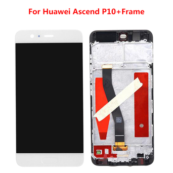 Huawei P10 LCD Display Touch Screen Digitizer Assembly With Frame Replacement VTR-L09 VTR-L10 VTR-L29 For Huawei P10 LCD For