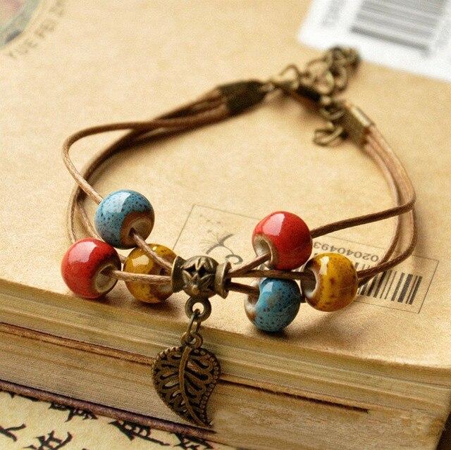 Bracelet Perle Fantaisie Femme