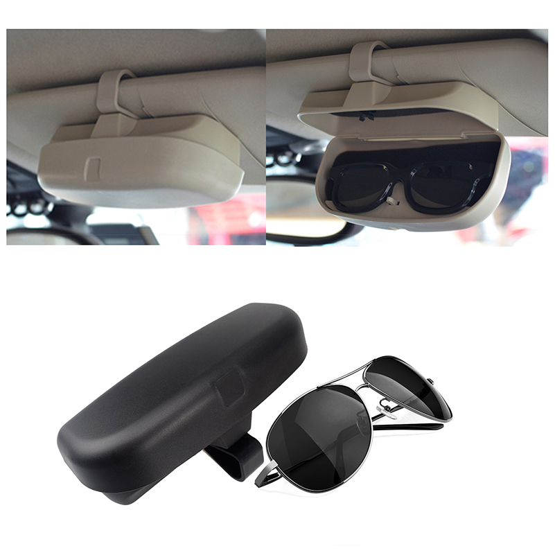 Sunglasses Holder For Kia Rio 1 2 3 K2 Ceed Sportage Sorento Cerato Soul Picanto Optima K3 Spectra K2K3K4K5 Carens Armrest K7 new styling leather car seat cover car cushion complete set for kia k4 k5 kia rio ceed cerato sportage optima maxima four season