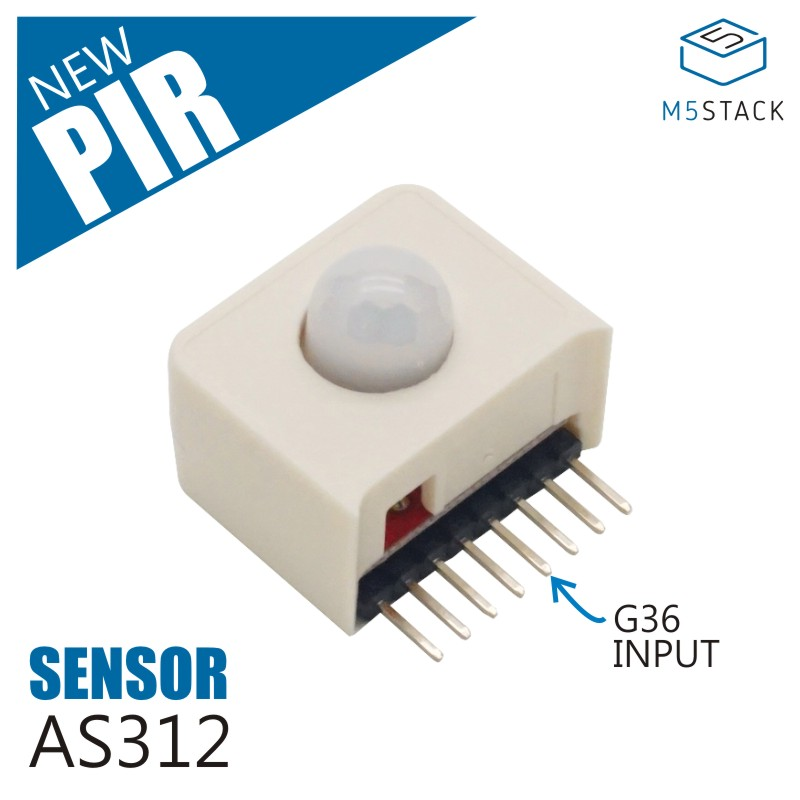 M5StickC ESP32Mini IoT Development Board Compatible Hat PIR Human Body Induction Sensor Auto Security Product