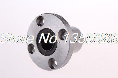 10pcs LMF13UU   13mm Flang Linear Bearing Router Shaft Bearing CNC