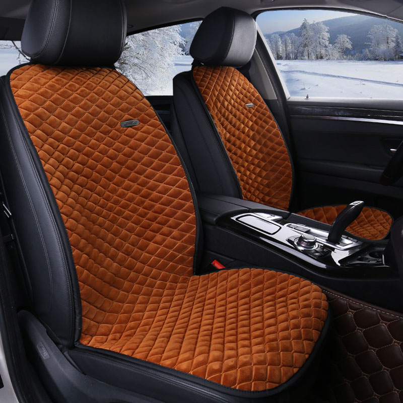 1 PC Winter car heating seat cushion Warm seat cover protective cove for Mercedes-Benz B180 C200 E260 CL CLA GLK300 ML S350 S400