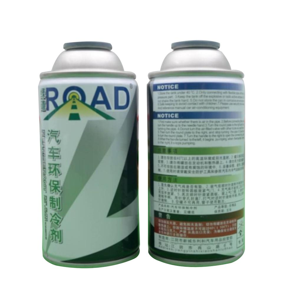 Car Air Conditioning Accessories Refrigerant Cooling Agent R-134A Environmentally Friendly Refrigerator Water Filter Replacement