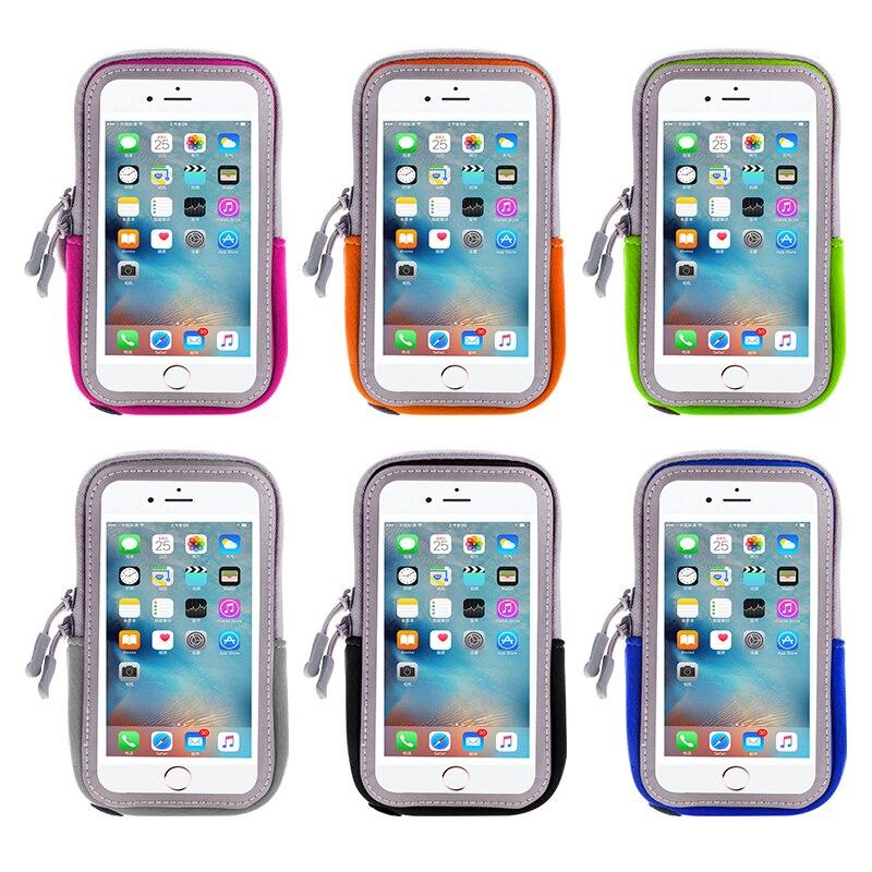 Running Case Belt Brassard Xiaomi- ի համար 9 mi mi 8 se a2 a1 - Բջջային հեռախոսի պարագաներ և պահեստամասեր - Լուսանկար 6