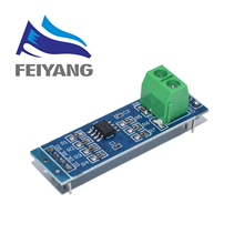 50PCS SAMIORE ROBOT MAX485 module, RS485 module, TTL turn RS