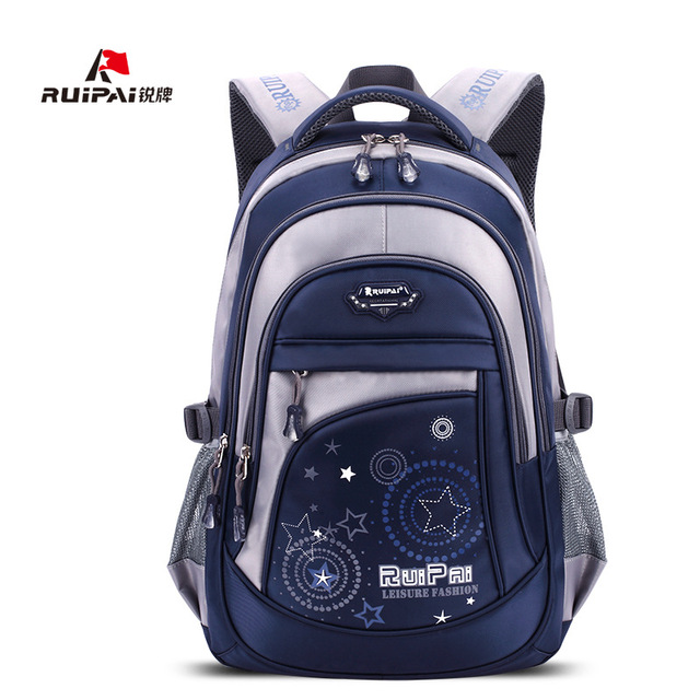 08f57e624326 RUIPAI Backpack Schoolbag Polyester Fashion School Bags For Teenage Girls  and Boys High Quality Backpacks Kids