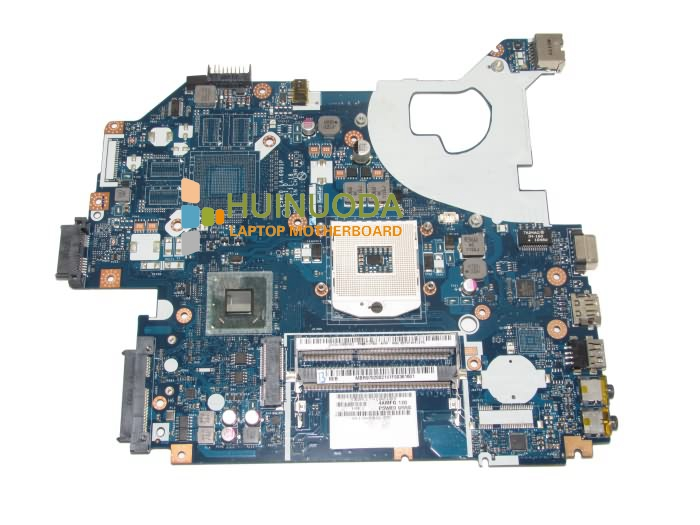 NOKOTION MBR9702002 MB.R9702.002 Main board For Acer 5750 5755 Laptop motherboard HM65 GMA HD DDR3 P5WE0 LA-6901P mb rn60p 001 mbrn60p001 main board for acer aspire 7739 7739z laptop motherboard hm55 ddr3 gma hd