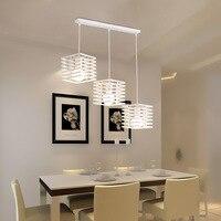LukLoy Modern Pendant Ceiling Lamp for Kitchen Pendant Lights Hanglamp Nordic Hanging Dining Table LED Light Fixture Luminaire