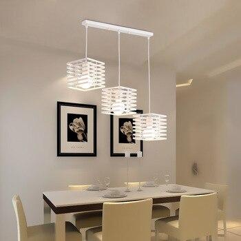 Bon LukLoy Moderna Lámpara De Techo Colgante Para Luces Colgantes De Cocina Lámpara  Colgante Nórdica Mesa De Comedor LED Luminaria