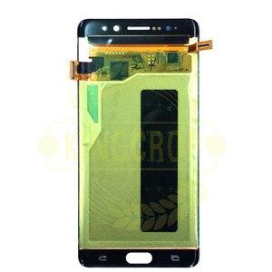 Image 5 - סופר AMOLED לסמסונג הערה מאוורר מהדורת FE הערה 7 N930F N935F LCD תצוגת מסך מגע digitizer AssemblyFor סמסונג Note7 LCD