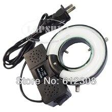 8W Watt Bright Fluorescent Ring Microscope Light Kit  Set fo