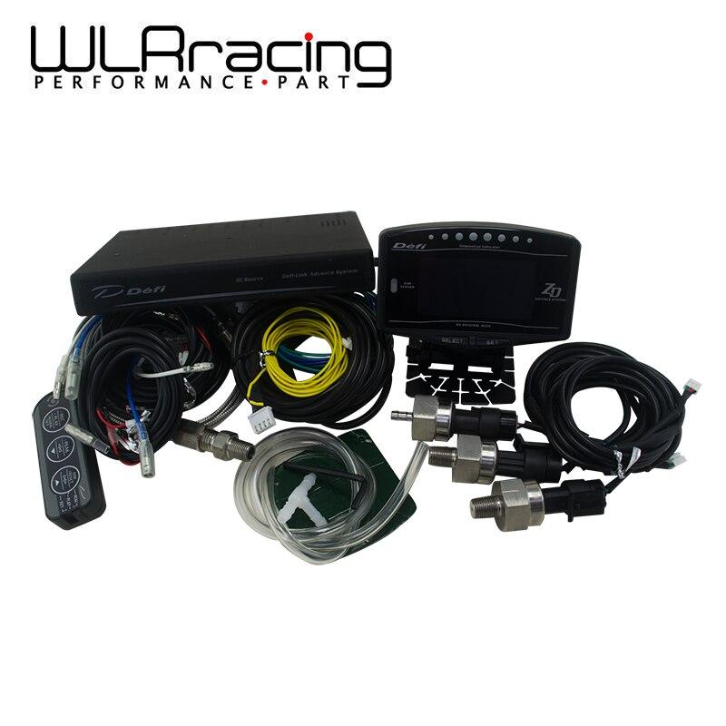 Prix pour WLRING MAGASIN-DF Style Avance ZD 10 dans 1 DF lien Auto Pack sport OLED Numérique tachymètre Kit Complet BF CR C2 Compteur Auto jauge