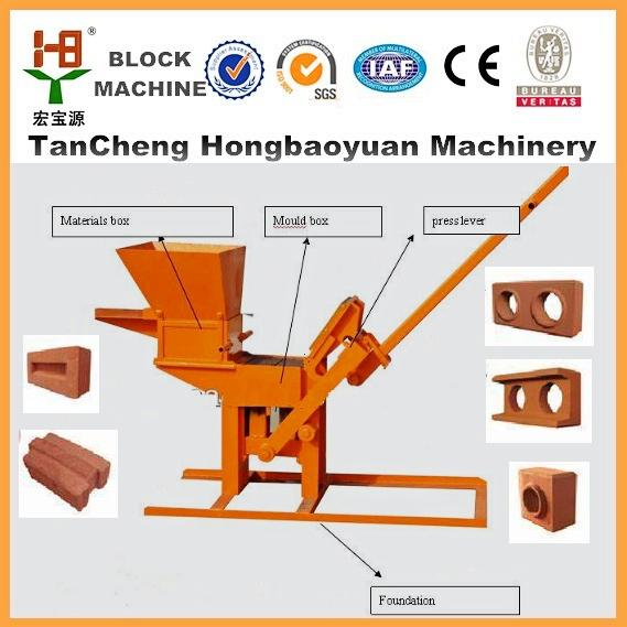 sales promotion qmr2 40 manual clay brick making machine manual rh aliexpress com manual interlocking brick making machine for sale manual interlocking brick machine for sale