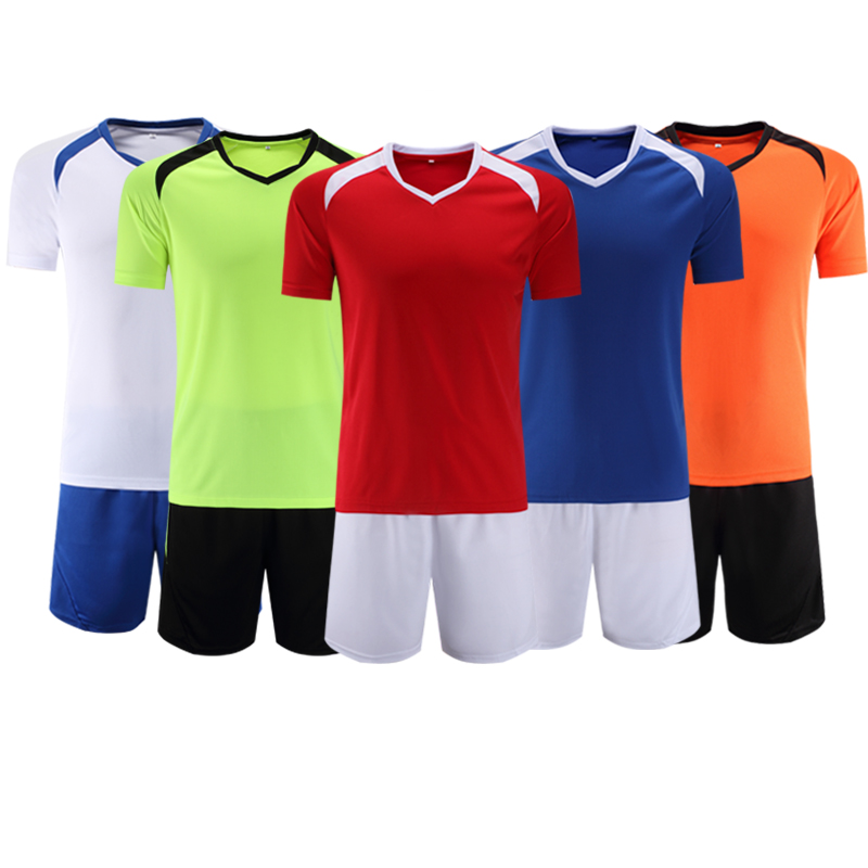 official photos 3740d f70b2 US $11.69 10% OFF Hot Sale best quality soccer jerseys 2018 foot training  suits football jerseys-in Soccer Sets from Sports & Entertainment on ...