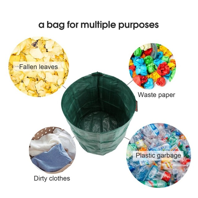 Reusable Garden Leaves Storage Bag