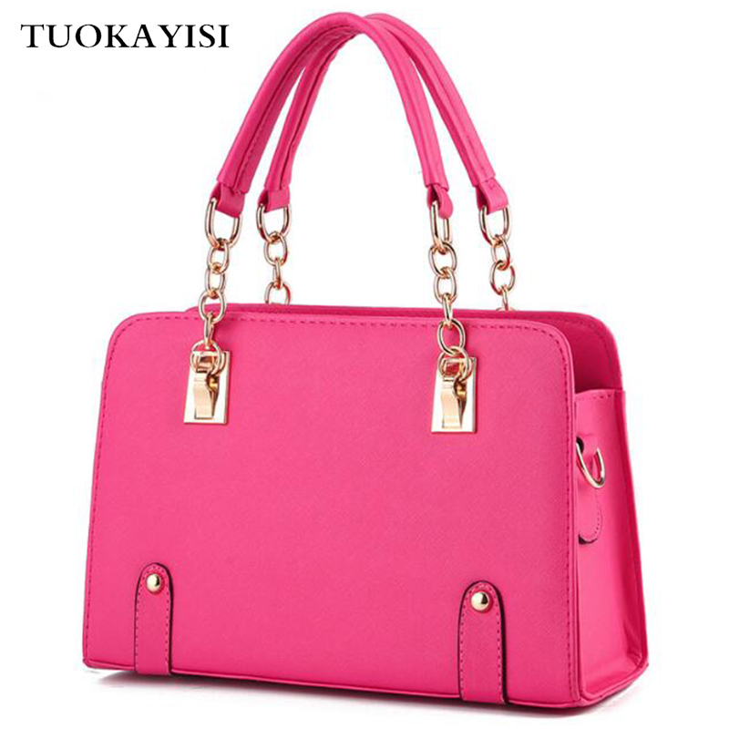 Luxury leather Women Designer Handbags High Quality Messenger Crossbody Bags Fashion Chain ladies bag Female Shoulder Bags Tote giaevvi luxury handbags split leather tote women messenger bags 2017 brand design chain women shoulder bag crossbody for girls